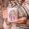 Dreamcatcher Kroa Coffee Mug