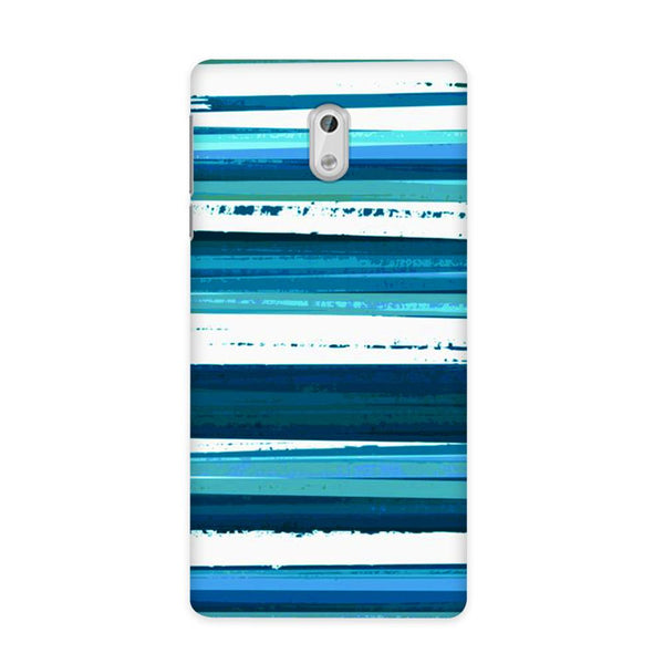 Strokes of Blue Case for Nokia 3