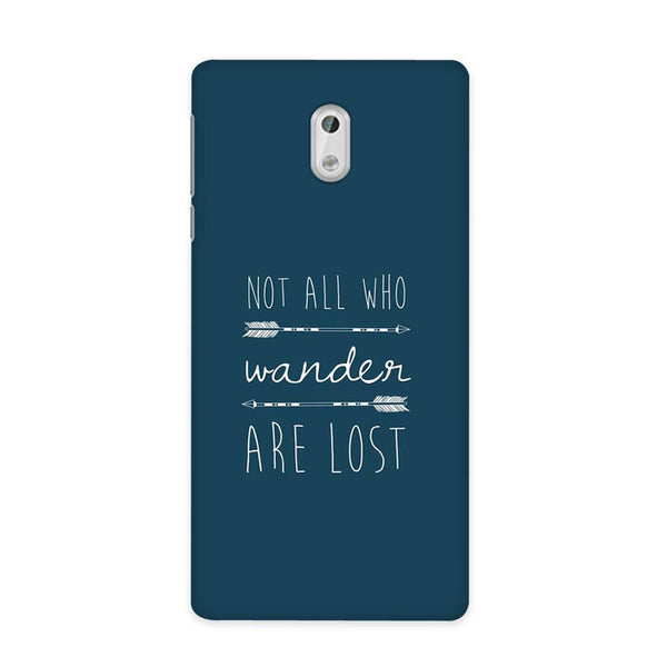 Not Lost Case for Nokia 3