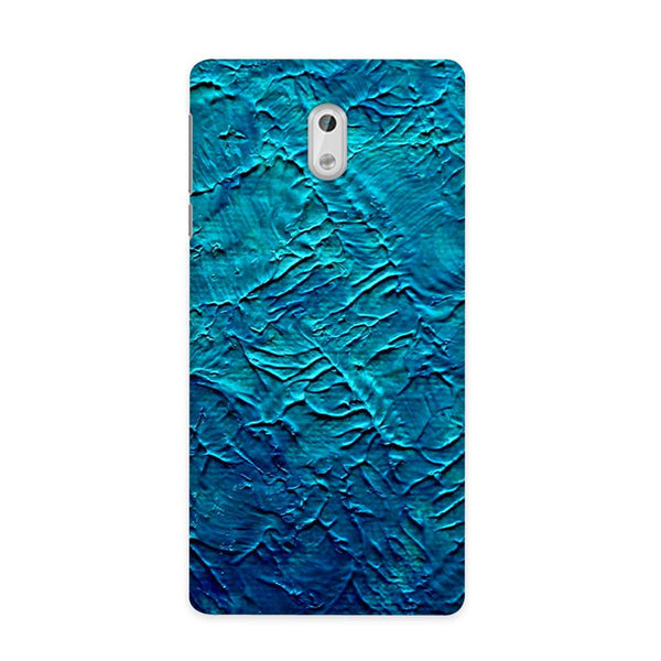 Painted in Blue Case for Nokia 3