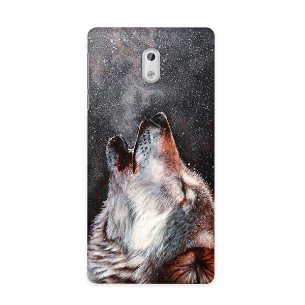 Winter Dog Case for Nokia 3