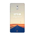Lets Go Anywhere Case for Nokia 3