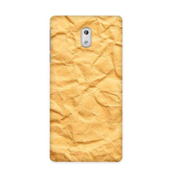 Crumpled Paper Case for Nokia 3