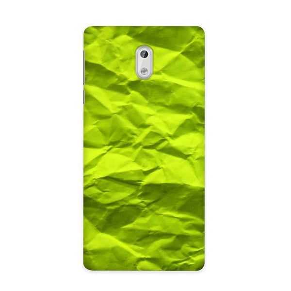 Crumpled Green Case for Nokia 3