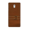 Leather Bind Textured  Case for Nokia 3