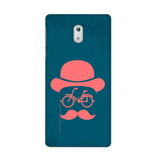 Hipster Blue Case for Nokia 3