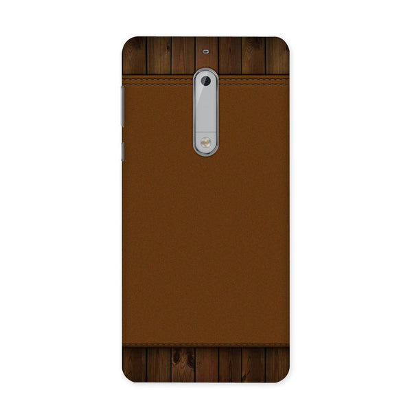 Brown Cosmo Case for Nokia 5