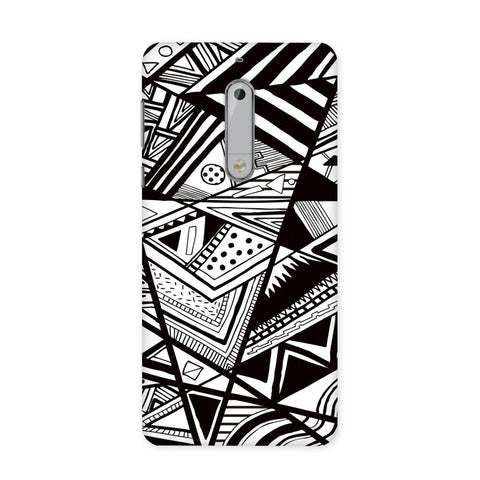 Comic Strip Case for Nokia 5