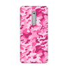 Pink Camouflage Case for Nokia 5