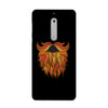 Beard Love Case for Nokia 5