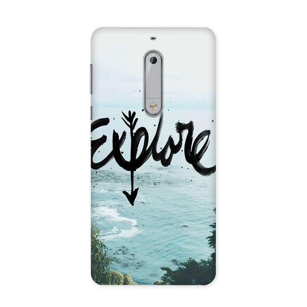Explore Case for Nokia 5