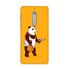 Panda Robber Case for Nokia 5