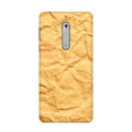 Crumpled Paper Case for Nokia 5