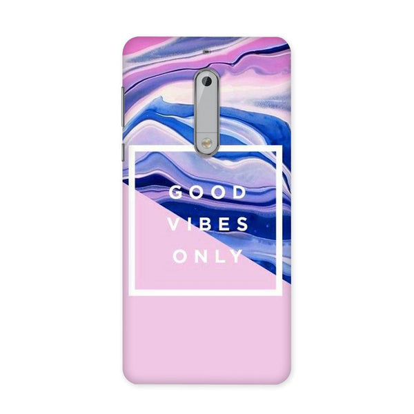 Good Vibes Only Case for Nokia 5