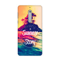 Summer Story Case for Nokia 5