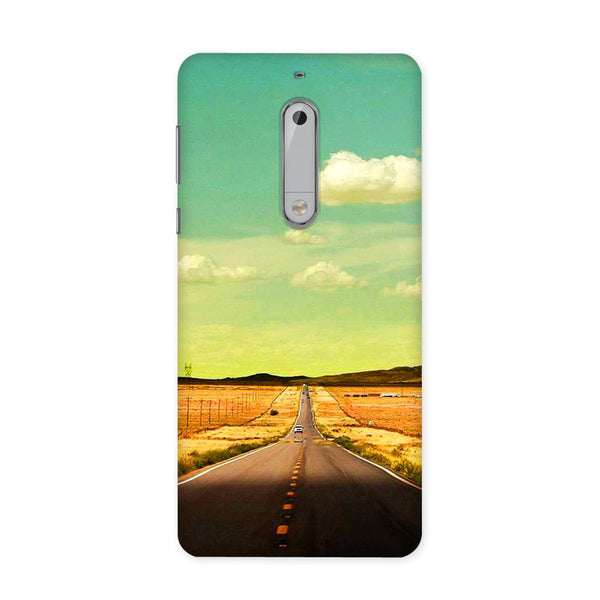 Lonely Road Case for Nokia 5