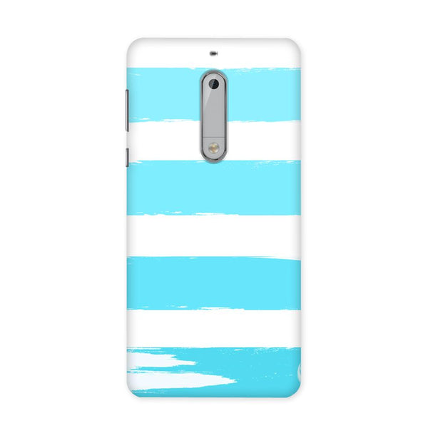 Blue Scale Case for Nokia 5