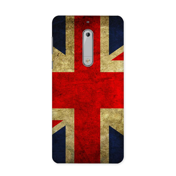 The English Case for Nokia 5