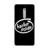 Hacker Inside Case for Nokia 5