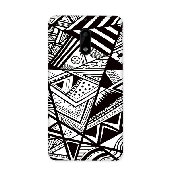 Comic Strip Case for Nokia 6