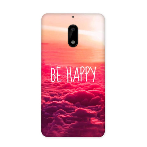 Be Happy Case for Nokia 6