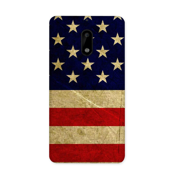 US Flag Case for Nokia 6