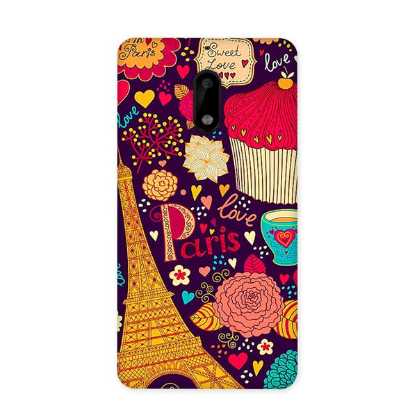 Paris Case for Nokia 6