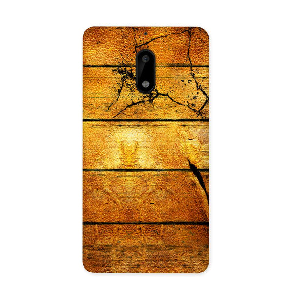 Wood Plank Case for Nokia 6