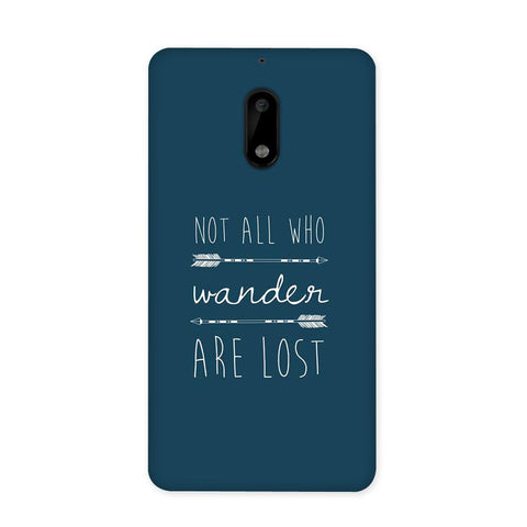 Not Lost Case for Nokia 6