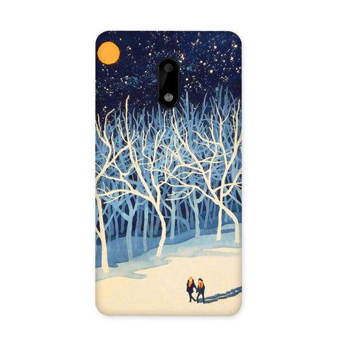 Moon Walk Case for Nokia 6