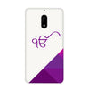 Ek Omkar Purple Case for Nokia 6