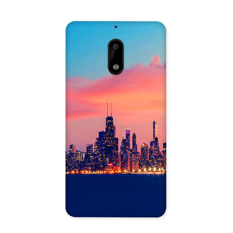 NY Skyline Case for Nokia 6