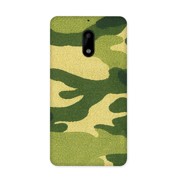 Camouflage Case for Nokia 6