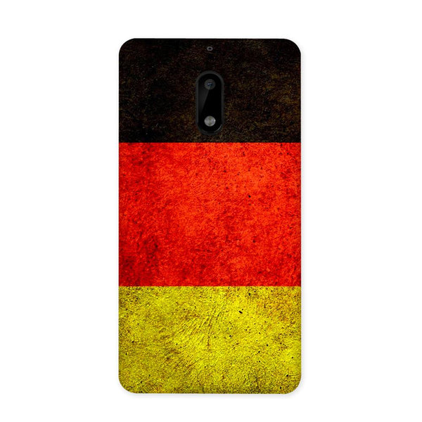 The German Grunge Case for Nokia 6