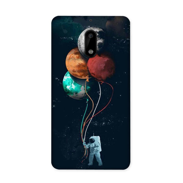 Planets In My Hand Case for Nokia 6