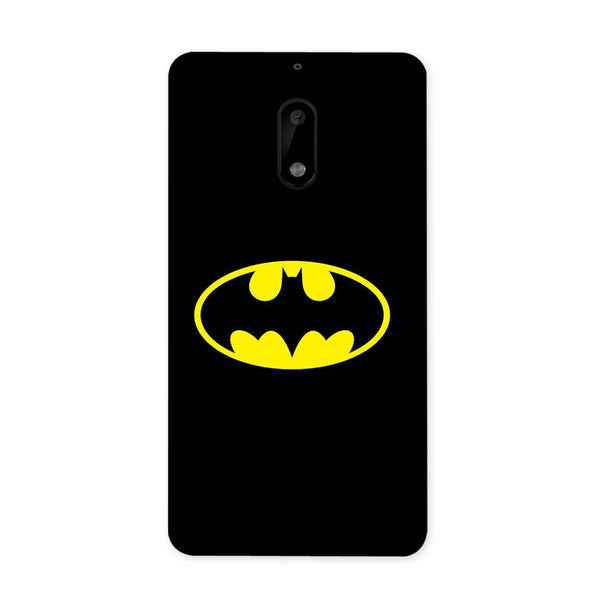 Batman Logo Case for Nokia 6
