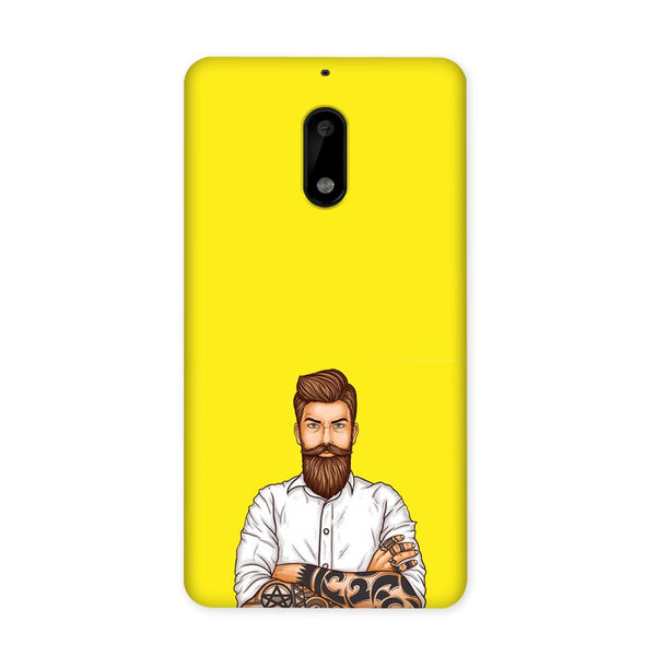 Beardo Cosmo Case for Nokia 6