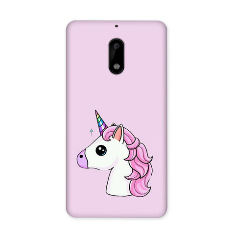 Unicorn Pink Case for Nokia 6