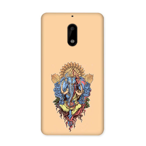 Ganesha Turess Case for Nokia 6