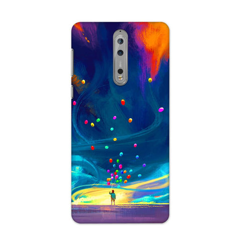 Fly to Case for Nokia 8