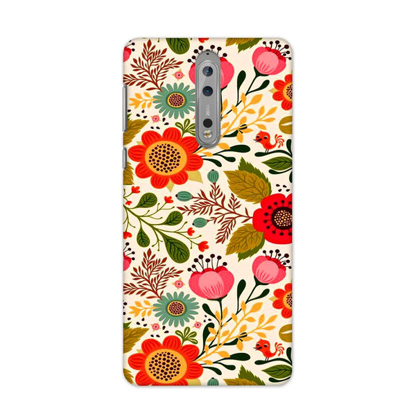 Gardenia Case for Nokia 8