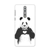 Panda in Love Case for Nokia 8