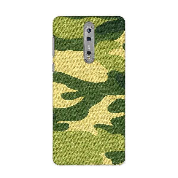 Camouflage Case for Nokia 8