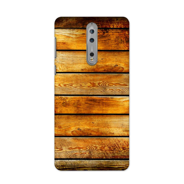 Rosewood Textured Case for Nokia 8