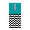 Wavey Chevron Case for Nokia 8