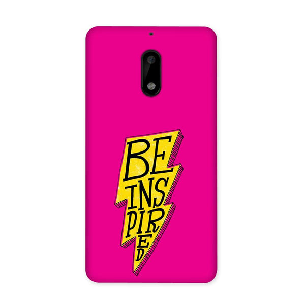 Be Inspired Case for Nokia 8