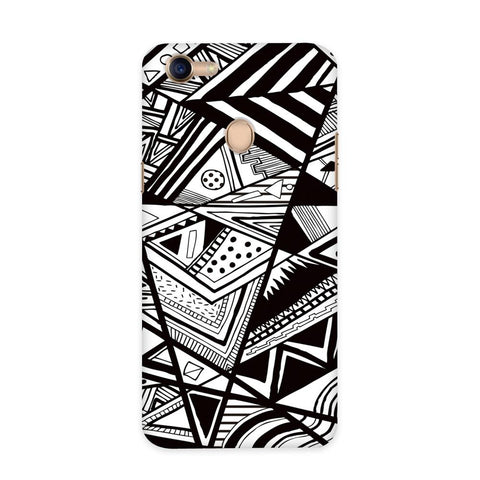 Comic Strip Case for Oppo F5