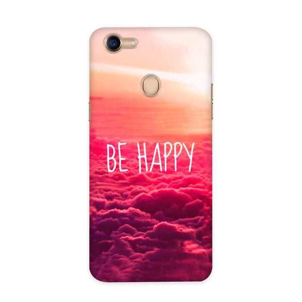 Be Happy Case for Oppo F5