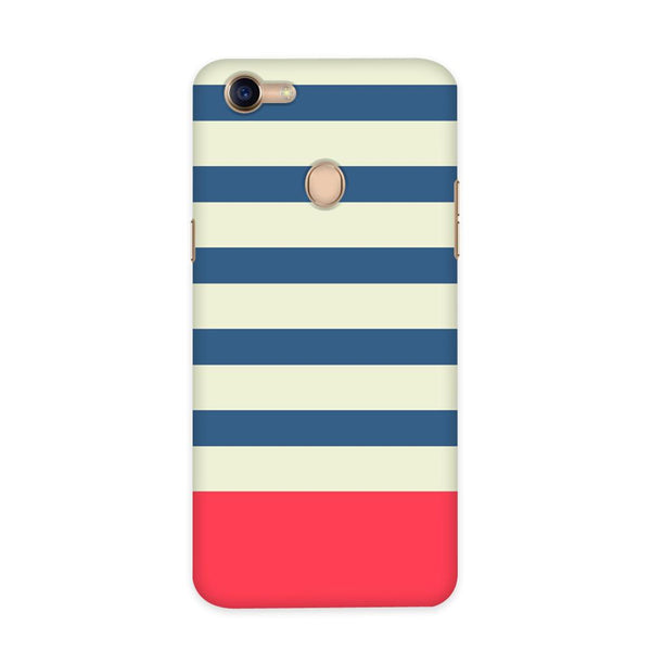 Cumo Stripe Case for Oppo F5