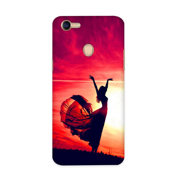 I Am Free Case for Oppo F5
